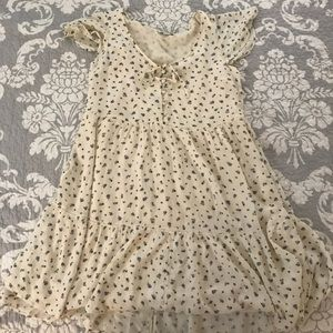 American Eagle Tiered Babydoll Dress